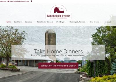 Winchelsea Events Website
