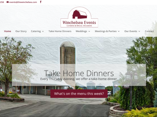 Winchelsea Events Website
