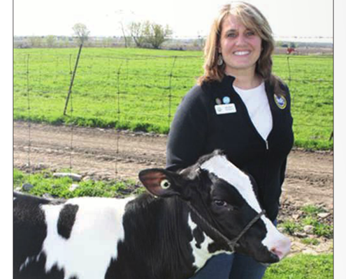 Long-time dairy educator retires