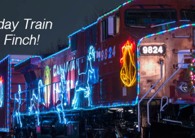 Holiday Train Poster
