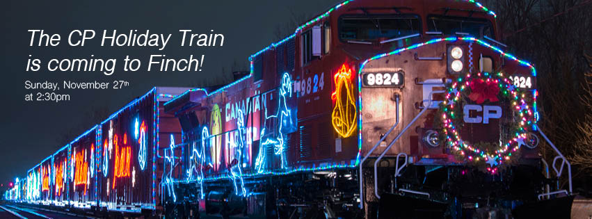Holiday Train Facebook