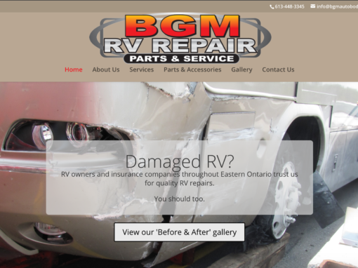 BGM RV Repair