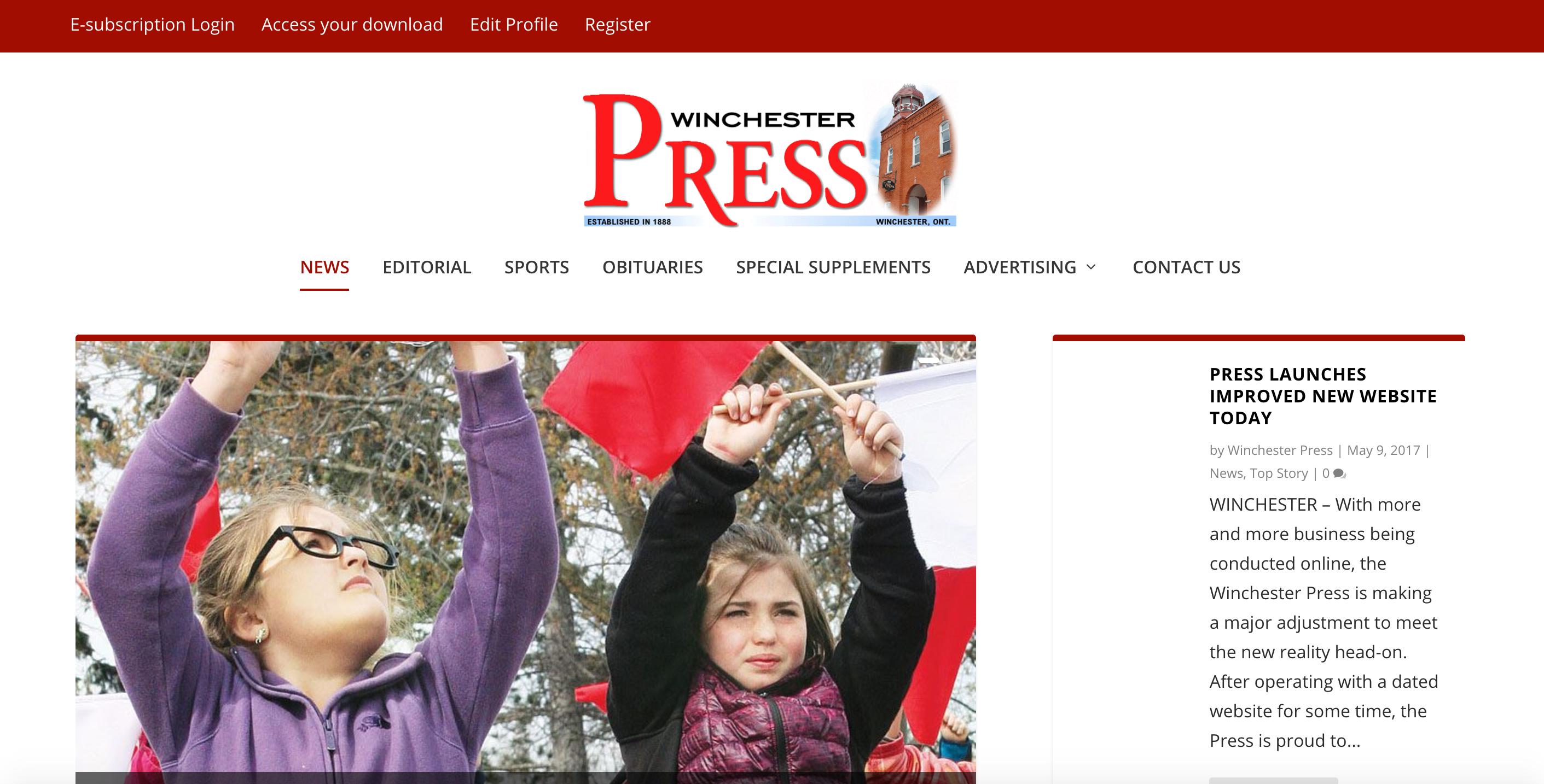 Winchester Press