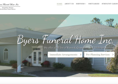 Byers Funeral Home Inc.
