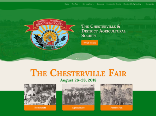 The Chesterville Fair Website