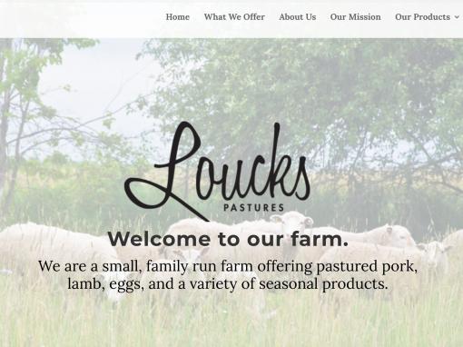 Loucks Pastures